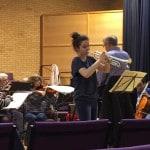 Zoë's Trumpet Triumph at BBC Young Musician 2016