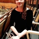 Spaldwick Musician Zoë Perkins Wows at the Royal Albert Hall